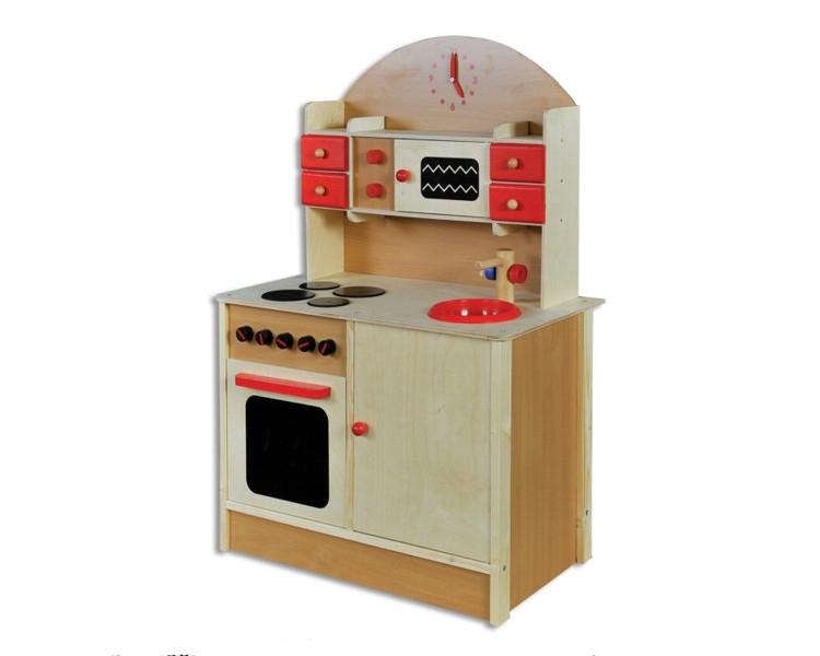 Kuchnia dla dzieci Ad 266, Orion  meble sosnowe -> Kuchnia Hiszpanska Dla Dzieci